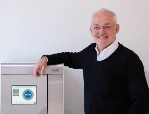 Linder Medical AB – A new Swedish tabletop sterilizer manufacturer