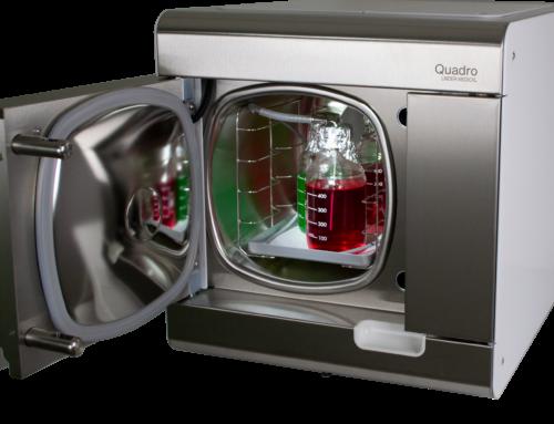 Linder Medical introduces the Quadro Lab for liquids